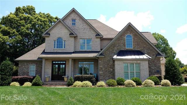 13154 Odell Heights Drive, Mint Hill, NC 28227 (#3755198) :: Carolina Real Estate Experts