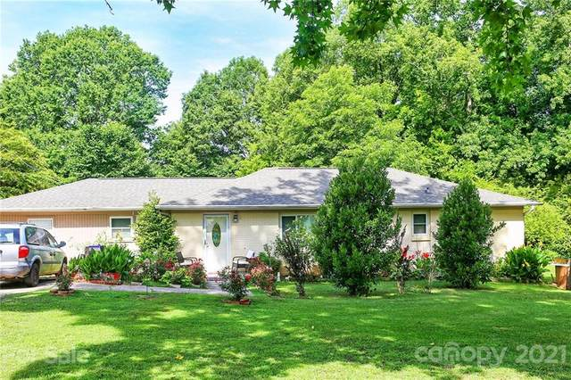 4700 Gaynelle Drive, Charlotte, NC 28215 (#3755274) :: Stephen Cooley Real Estate Group