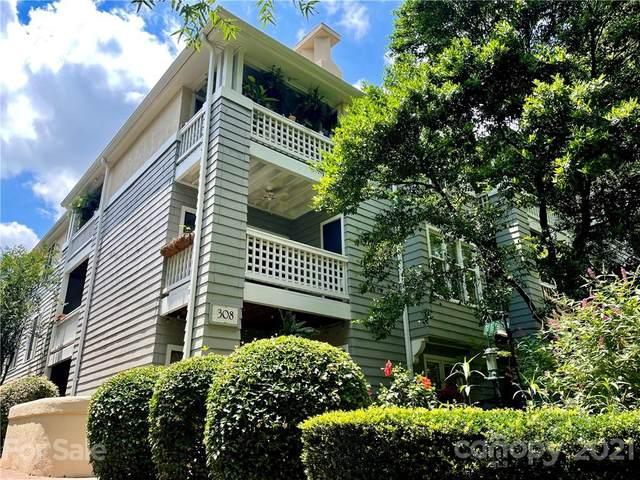 308 Queens Road #23, Charlotte, NC 28204 (#3755291) :: Robert Greene Real Estate, Inc.