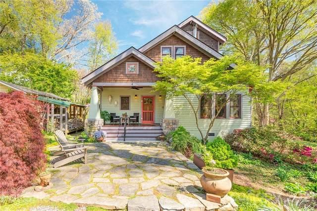 4 Sara Street, Asheville, NC 28801 (#3755338) :: Robert Greene Real Estate, Inc.