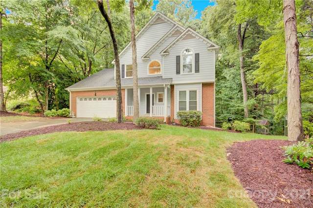 9118 Laurel Ridge Trail, Charlotte, NC 28269 (#3755339) :: DK Professionals