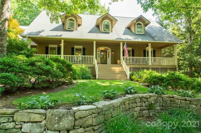 100 Little Cherokee Ridge, Hendersonville, NC 28739 (#3755343) :: LePage Johnson Realty Group, LLC