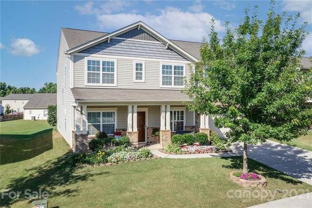 1428 Afternoon Sun Road, Matthews, NC 28104 (#3755360) :: Home and Key Realty