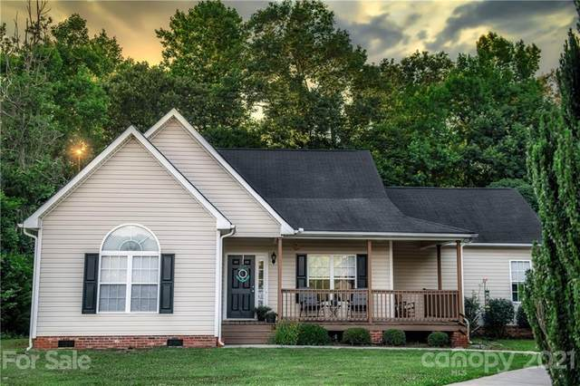 519 Coffeetree Lane, Stanley, NC 28164 (#3755372) :: Homes with Keeley   RE/MAX Executive