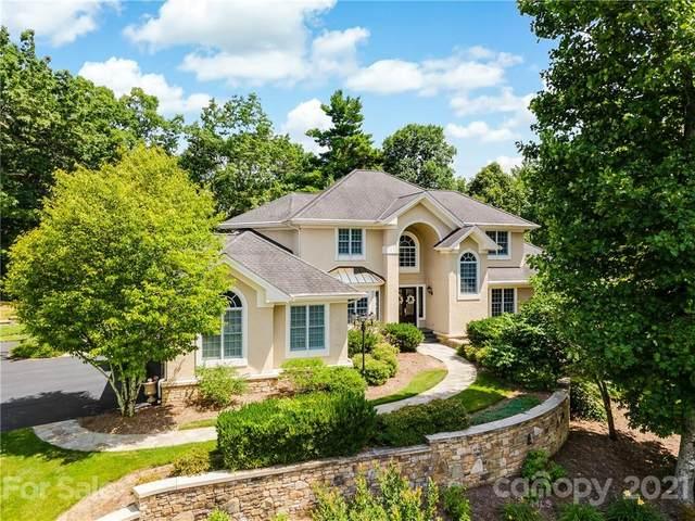 117 Founders Drive, Flat Rock, NC 28731 (#3755380) :: MartinGroup Properties