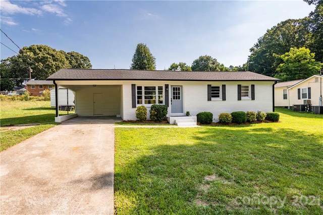 5030 Harvard Street, Kannapolis, NC 28081 (#3755446) :: MartinGroup Properties