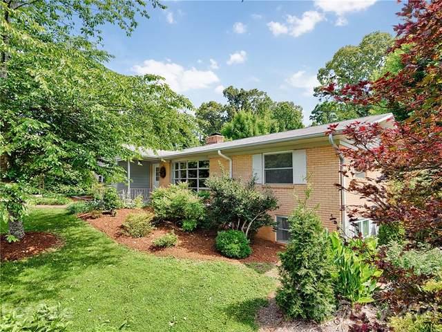 1012 Park Place Trail, Hendersonville, NC 28792 (#3755474) :: Exit Realty Vistas