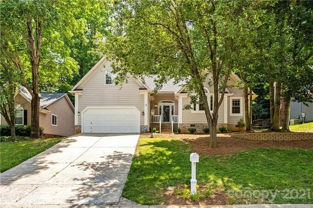 7418 Hubbard Woods Road, Charlotte, NC 28269 (#3755483) :: MartinGroup Properties