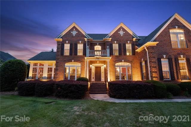 8321 Carly Lane, Mint Hill, NC 28277 (#3755573) :: MartinGroup Properties