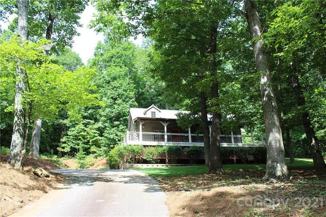 3402 White Oak Mountain Road, Columbus, NC 28722 (#3755574) :: Homes Charlotte