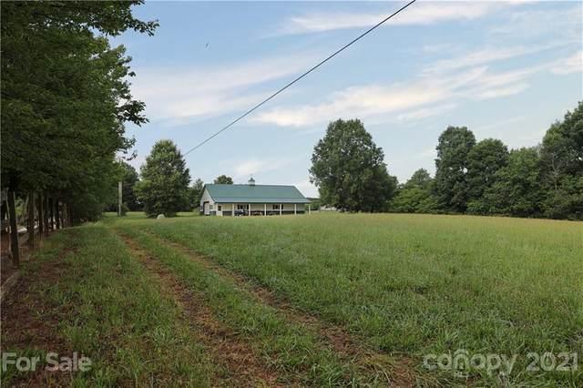 00 E Hwy 218 Highway, Monroe, NC 28110 (#3755597) :: MartinGroup Properties