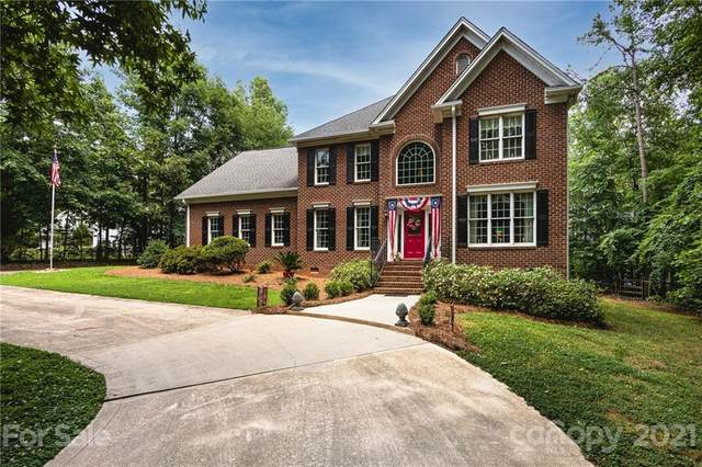 8111 Grey Timbers Court, Mint Hill, NC 28227 (MLS #3755611) :: RE/MAX Journey