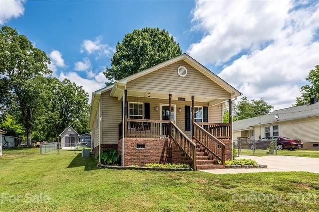409 23rd Street, Kannapolis, NC 28083 (#3755623) :: MartinGroup Properties