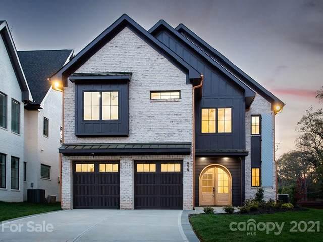 939 Laurel Creek Lane, Charlotte, NC 28211 (#3755652) :: Cloninger Properties
