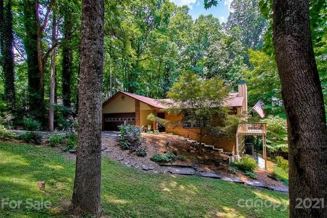 411 Overhill Drive, Hendersonville, NC 28792 (#3755656) :: Rowena Patton's All-Star Powerhouse