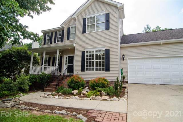 143 Nims Spring Drive #56, Fort Mill, SC 29715 (#3755707) :: Carolina Real Estate Experts