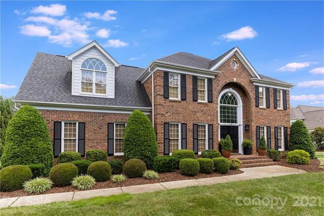 155 Knoxview Lane, Mooresville, NC 28117 (#3755761) :: The Allen Team