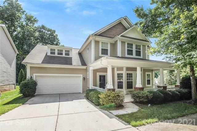 5604 Colonial Garden Drive, Huntersville, NC 28078 (#3755780) :: LePage Johnson Realty Group, LLC