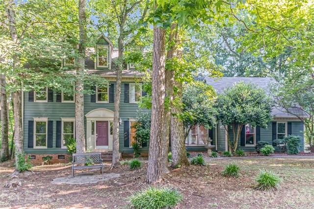 14637 Brent Drive, Huntersville, NC 28078 (#3755808) :: LePage Johnson Realty Group, LLC