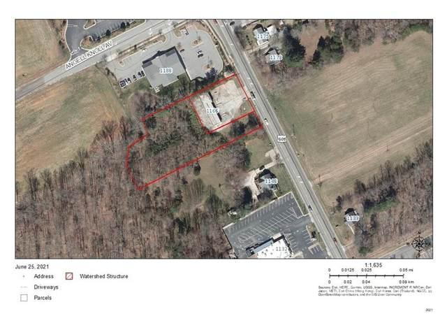 1170 Yadkinville Road, Mocksville, NC 27028 (#3755859) :: Stephen Cooley Real Estate Group