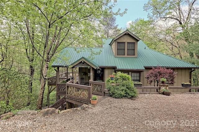 45 Indian Falls Way, Lake Toxaway, NC 28747 (#3755894) :: Modern Mountain Real Estate