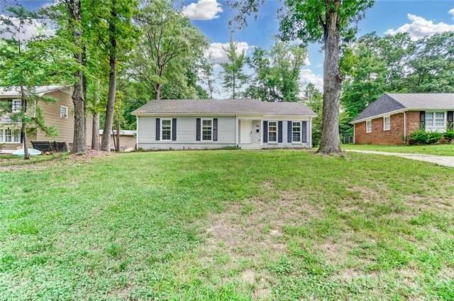 5215 Delivau Drive, Charlotte, NC 28215 (#3755927) :: Carolina Real Estate Experts