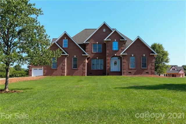 124 Doe Run Lane, Statesville, NC 28625 (#3756136) :: Stephen Cooley Real Estate Group