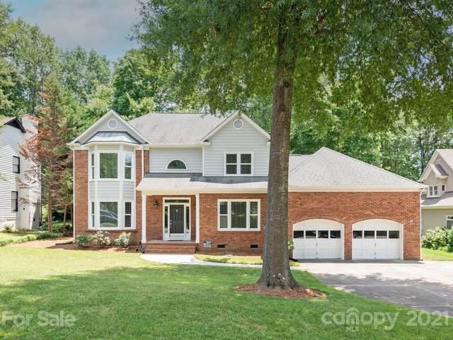 815 Brightwood Lane, Matthews, NC 28105 (#3756257) :: Hansley Realty