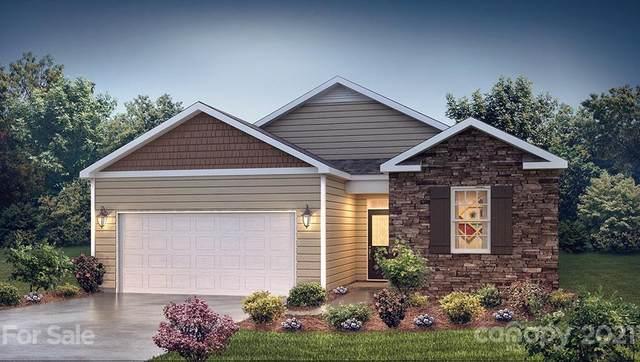 311 Woodnettle Lane, Arden, NC 28704 (#3756279) :: Besecker Homes Team