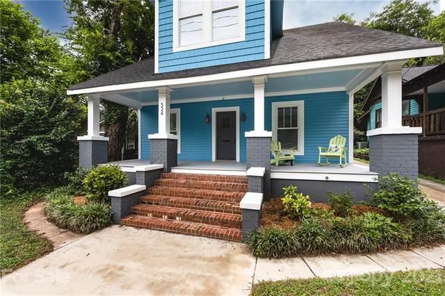 524 18th Street E, Charlotte, NC 28206 (#3756325) :: Besecker Homes Team