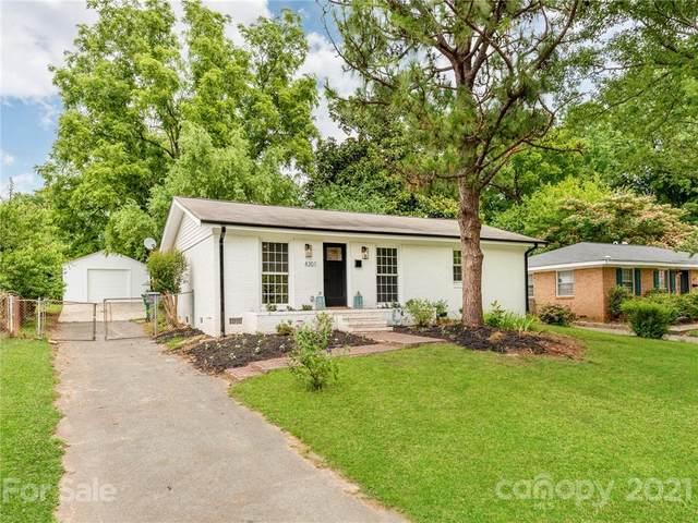4301 Dowling Drive, Charlotte, NC 28205 (#3756331) :: Cloninger Properties