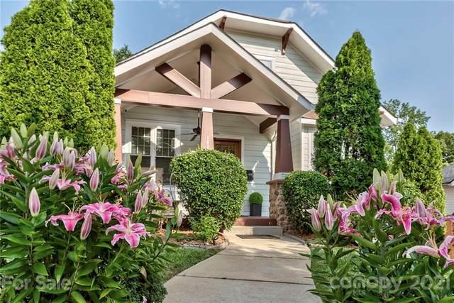 1623 S Mint Street, Charlotte, NC 28203 (#3756359) :: Carver Pressley, REALTORS®