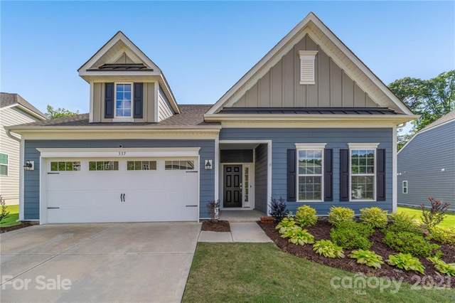 337 Picasso Trail, Mount Holly, NC 28120 (#3756515) :: Rowena Patton's All-Star Powerhouse