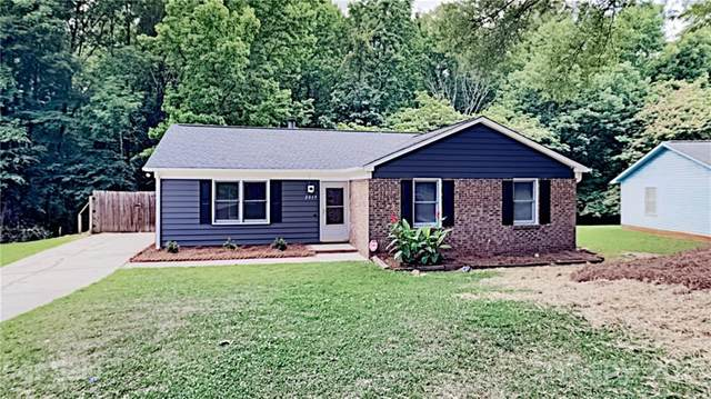 2019 Teddington Drive, Charlotte, NC 28214 (#3756555) :: Carolina Real Estate Experts