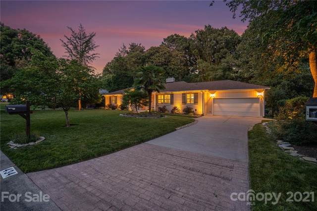 434 Blairmore Drive, Charlotte, NC 28211 (#3756711) :: Stephen Cooley Real Estate Group
