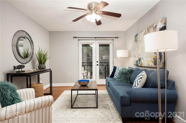 223 N Dotger Avenue E-6, Charlotte, NC 28207 (MLS #3756751) :: RE/MAX Journey