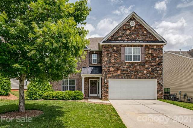 2270 Laurens Drive, Concord, NC 28027 (#3756841) :: Hansley Realty