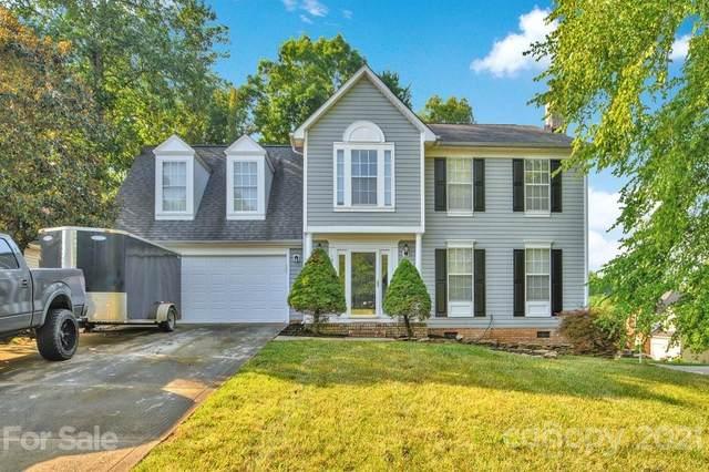 10317 Hatter Ridge Terrace #9, Charlotte, NC 28214 (#3756981) :: Cloninger Properties