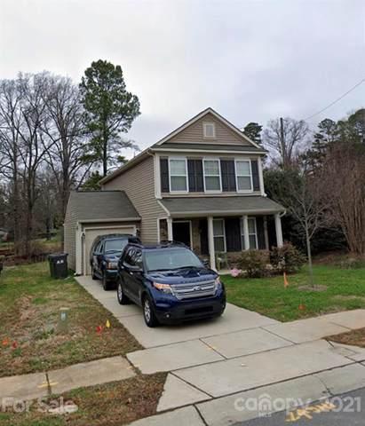 433 Peachtree Road, Charlotte, NC 28216 (#3757020) :: LePage Johnson Realty Group, LLC