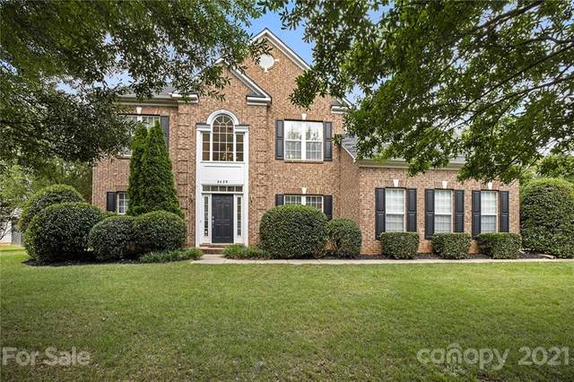8429 Shady Vale Lane, Huntersville, NC 28078 (#3757030) :: Stephen Cooley Real Estate Group