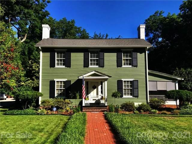 220 S Ellis Street, Salisbury, NC 28144 (#3757059) :: Keller Williams Realty Lake Norman Cornelius