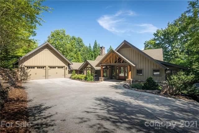 586 Harborside Drive 79,80, Nebo, NC 28761 (#3757086) :: Bigach2Follow with Keller Williams Realty