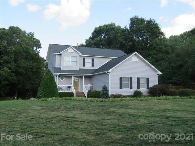 250 Howington Street, Shelby, NC 28152 (#3757209) :: Besecker Homes Team