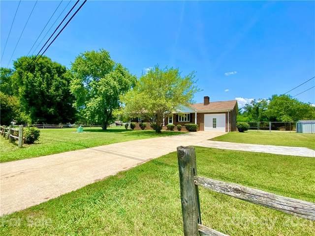 2140 Airport Road, Salisbury, NC 28147 (#3757277) :: Carolina Real Estate Experts