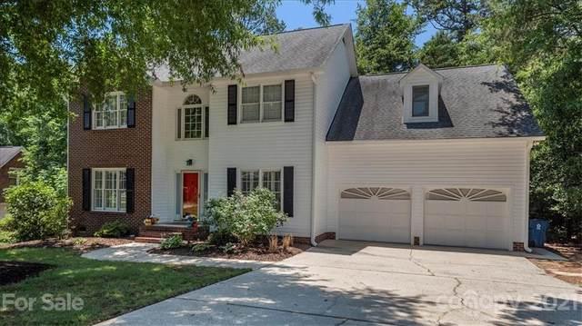 2025 Brandywine Drive, Matthews, NC 28105 (#3757409) :: Home and Key Realty