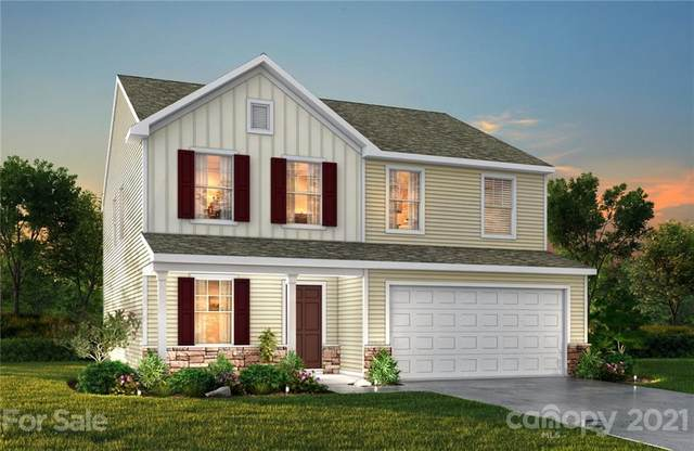 1784 Ashley-Lynn Court #50, Oakboro, NC 28129 (#3757419) :: Stephen Cooley Real Estate Group