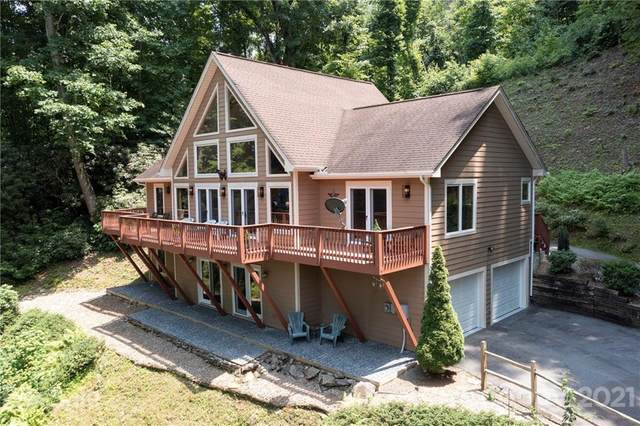 419 Sanctuary Road, Maggie Valley, NC 28751 (#3757553) :: LePage Johnson Realty Group, LLC