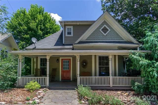 24 Jefferson Drive, Asheville, NC 28801 (#3757585) :: Puma & Associates Realty Inc.
