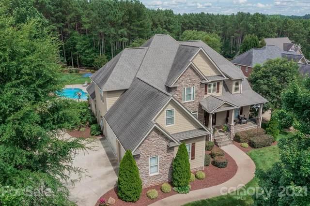 151 Blue Ridge Trail, Mooresville, NC 28117 (#3757611) :: MartinGroup Properties