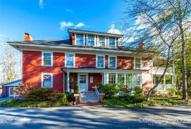 266 W Probart Street W, Brevard, NC 28712 (#3757667) :: Home Finder Asheville